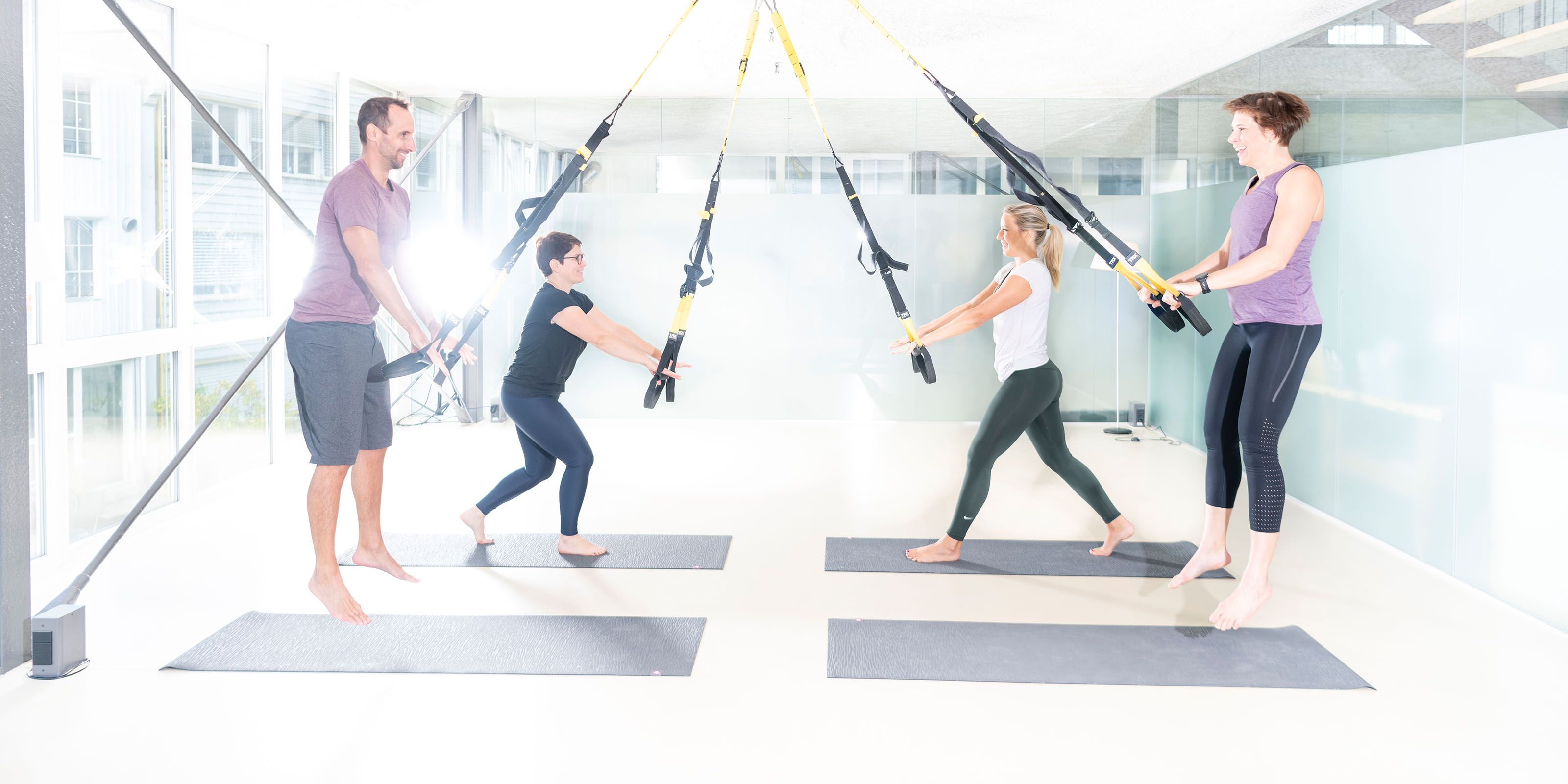 Functional Trainings im Spirit Studio