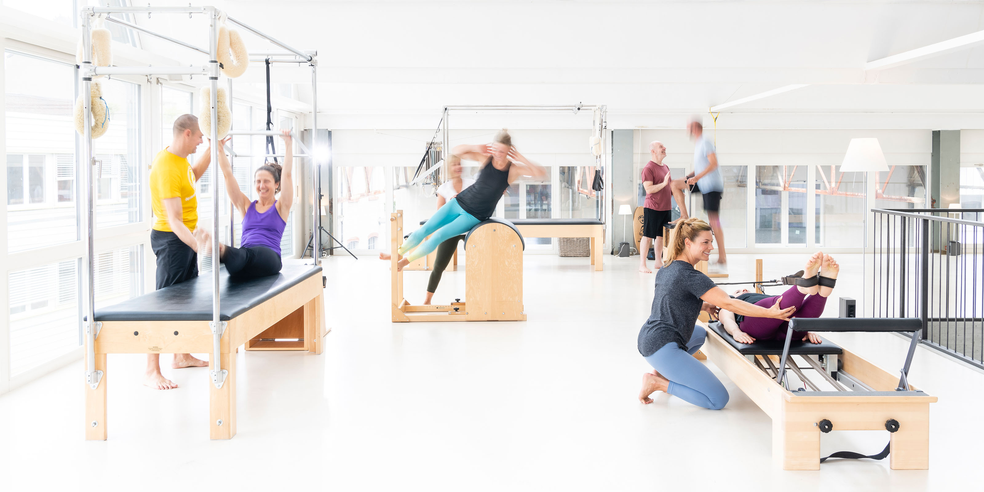 PersonalTrainings im Spirit Studio
